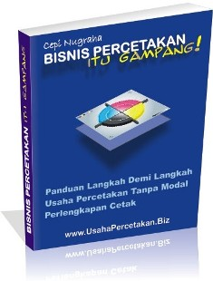 Ebook Percetakan